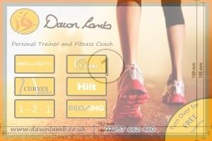Dawn Lamb Flyer