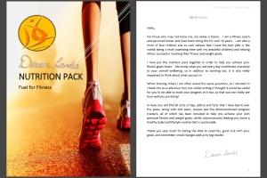 Dawn Lamb Nutrition Pack
