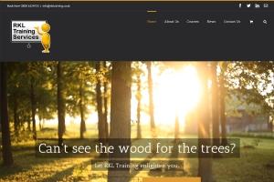 RKL Training Website