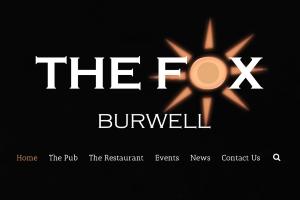 The Fox Burwell Website